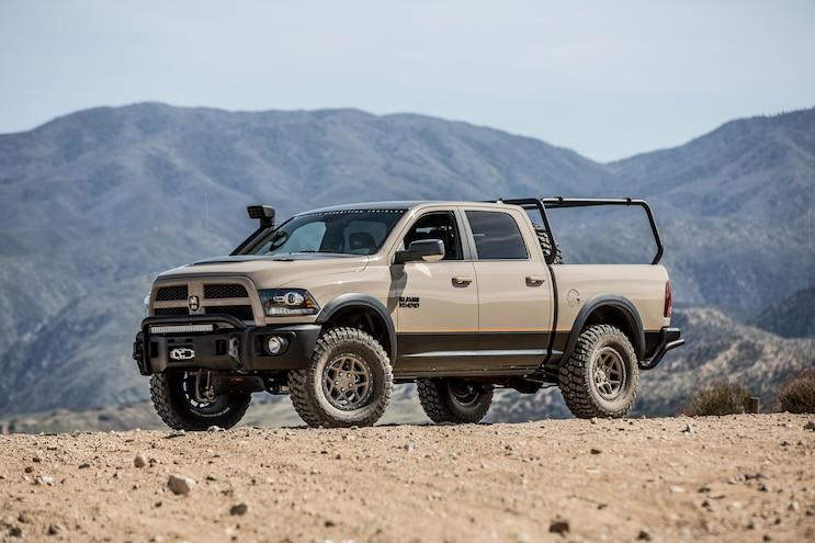 2017 Ram 1500 AEV Recruit
