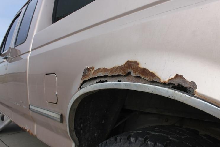 Preventing Rust