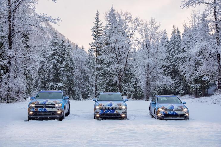 Drive: 2018 Volkswagen Atlas & Tiguan 4Motion