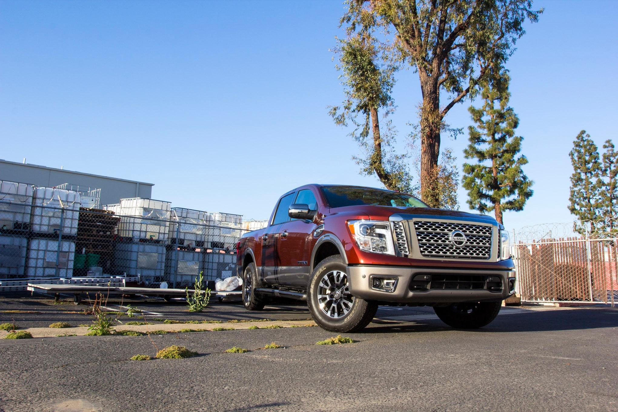 Long-Term Report 3: 2017 Nissan Titan Platinum Reserve