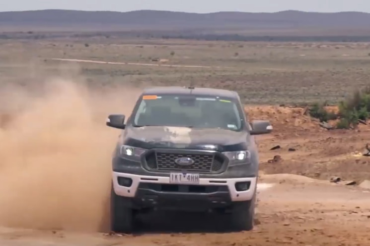 Ford Torture-Tests 2019 Ranger Pickup in New Video