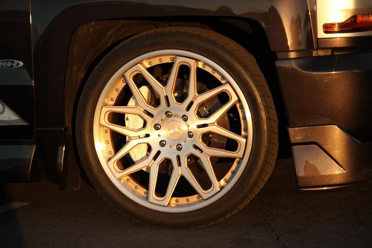 2016 Chevrolet Silverado 1500 Fine Whine Wheel