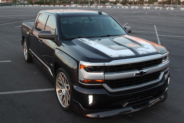 2016 Chevrolet Silverado 1500- Fine Whine