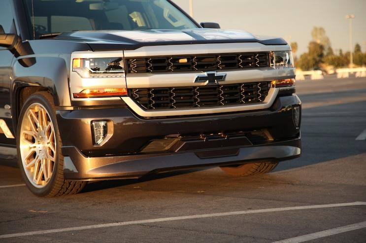 2016 Chevrolet Silverado 1500 Fine Whine Front