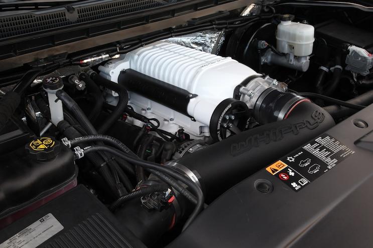 2016 Chevrolet Silverado 1500 Fine Whine Engine