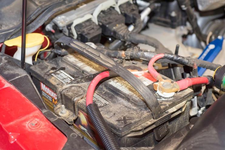 002 Top Tech Diesel Battery