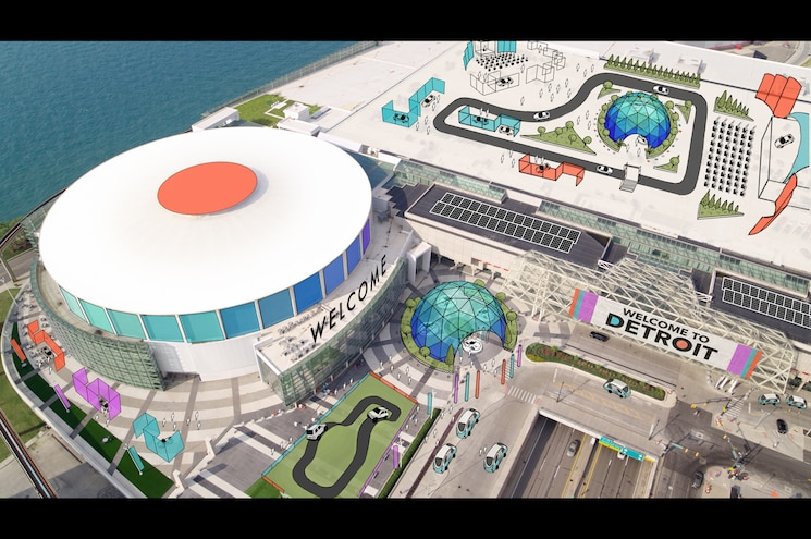 North American International Auto Show in Detroit Moving to Summer in 2020