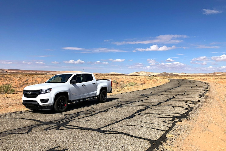 Tremendous 2018 Chevy Colorado Redline Road Trip Gmtry Best Dining Table And Chair Ideas Images Gmtryco