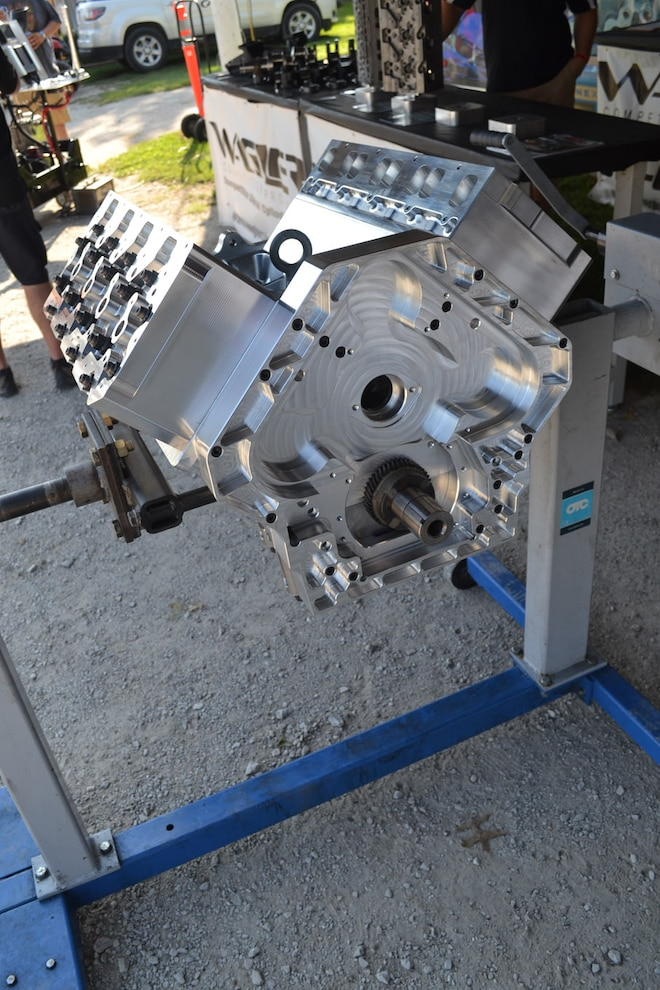 004 Competition Diesel Engines Dx500