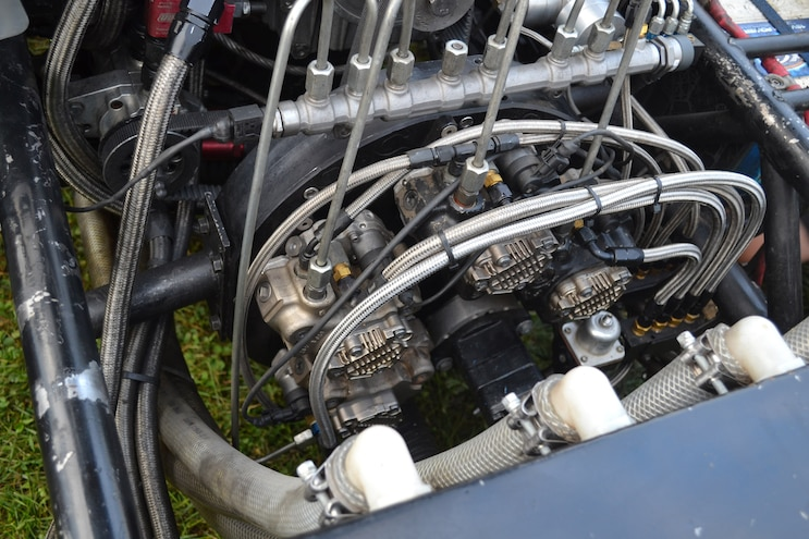 010 Competition Diesel Engines Four Cp3s