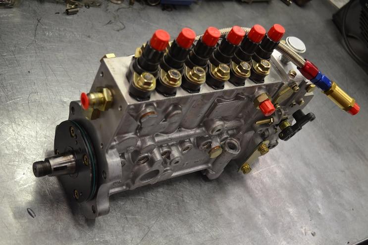 011 Competition Diesel Engines 16mm Pump