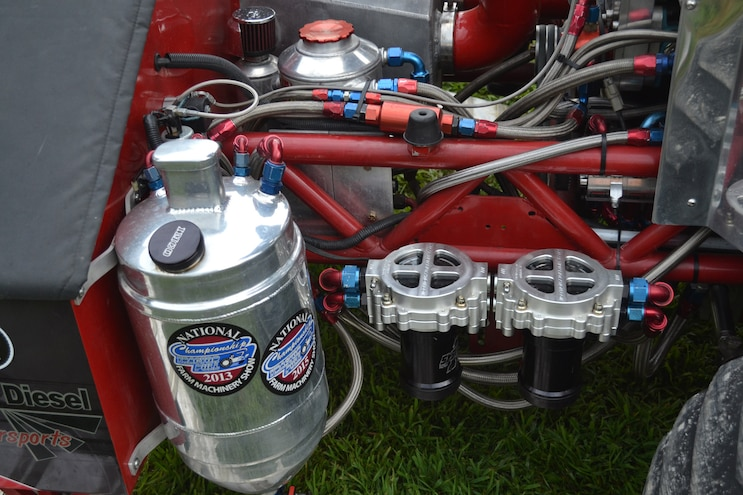 013 Competition Diesel Engines Oil