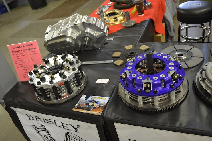 017 Competition Diesel Engines Clutches