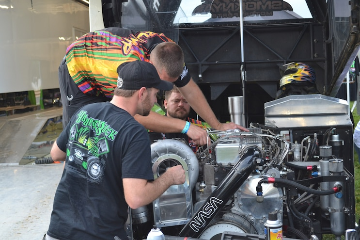 Competition Diesel Engines Shane