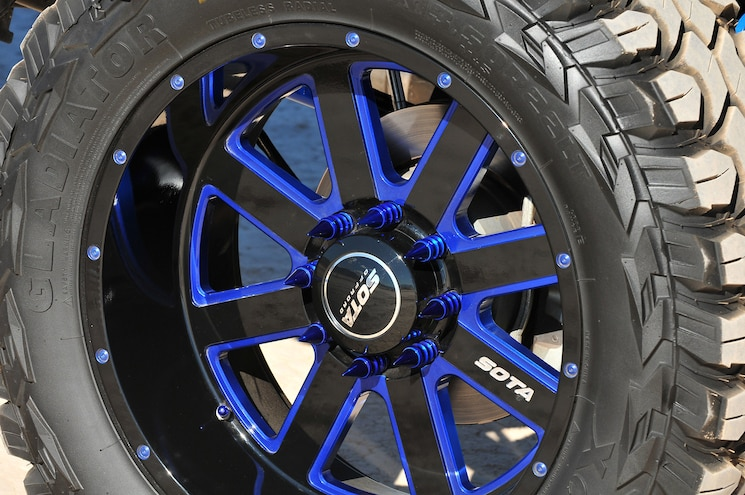 2017 Ram The FX Pearl Wheel