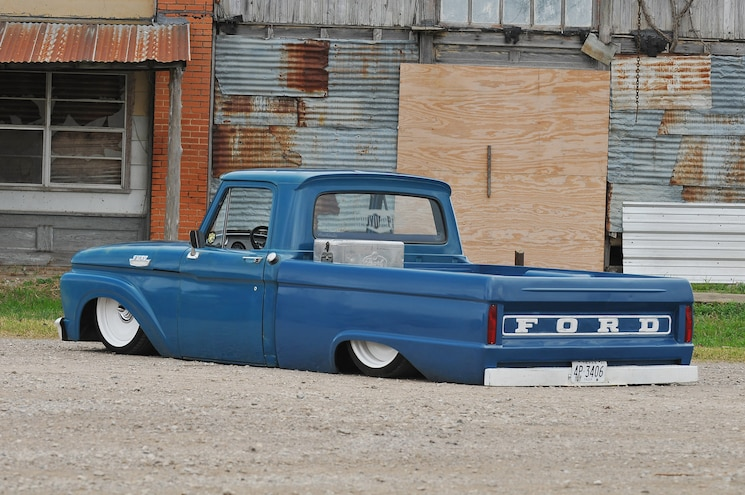 A House Divided 1963 Ford F100 Rear