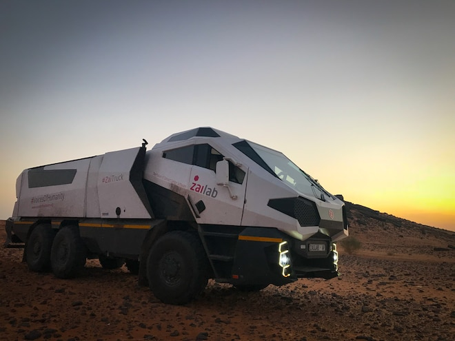 ZaiTruck: Building a Space Truck in a Year