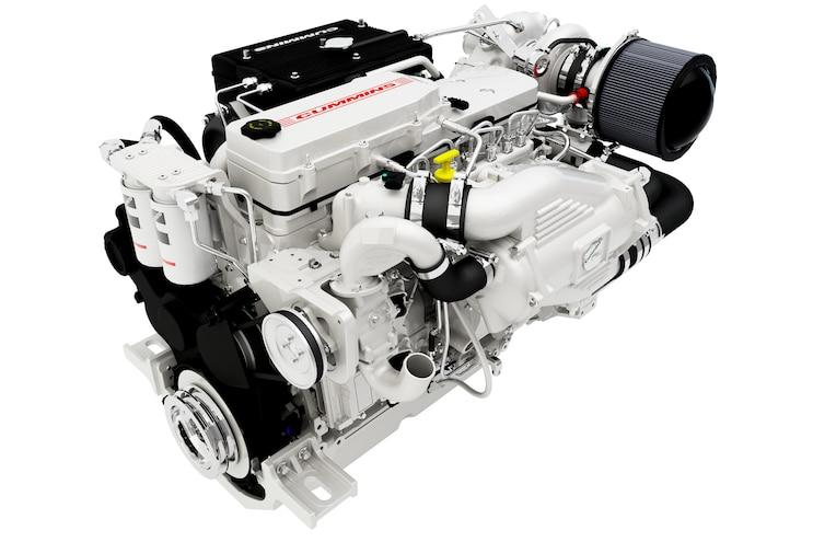 Cummins QSB6.7; Performance Oriented Maritime Diesel