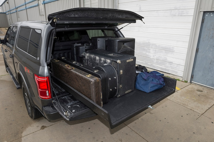 2015 Ford F-150- Work Smarter: Products from ATC Truck Covers that won't Break your Bank or your Back