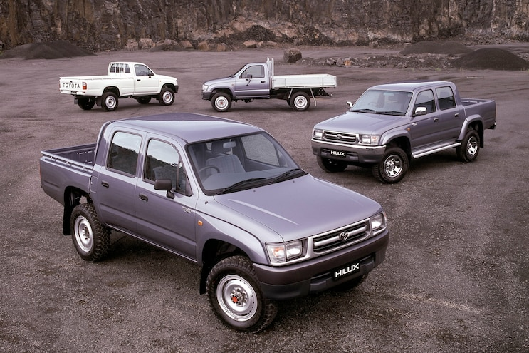 Truck Trend Legends: The Toyota Hilux