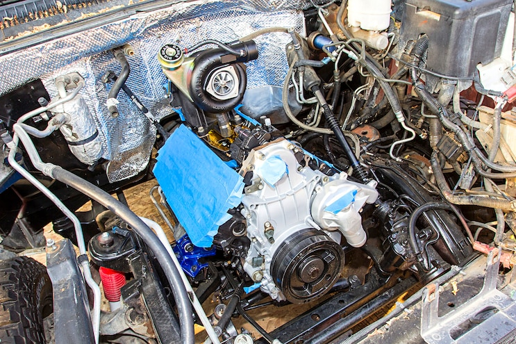015 Lb7 Duramax Engine Fleece Cheetah Turbo