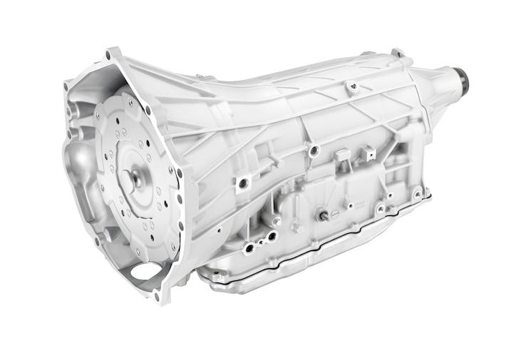 2019 Chevrolet Silverado 10 Speed Automatic Transmission
