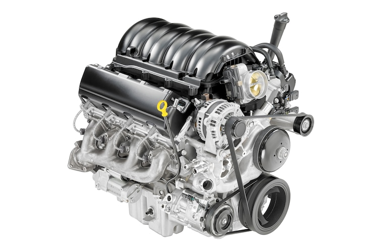 2019 Chevrolet Silverado 53l Dynamic Fuel Management