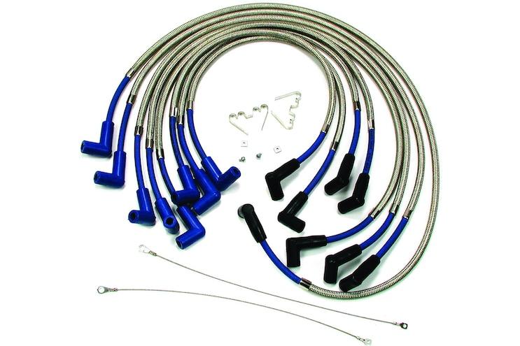 Shop Class Diagnose Engine Misfire Spark Plug Wires