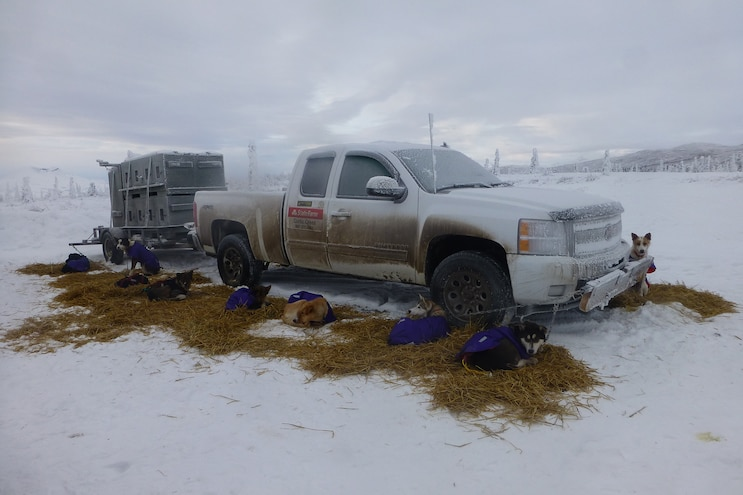 The Work Trucks of Iditarod