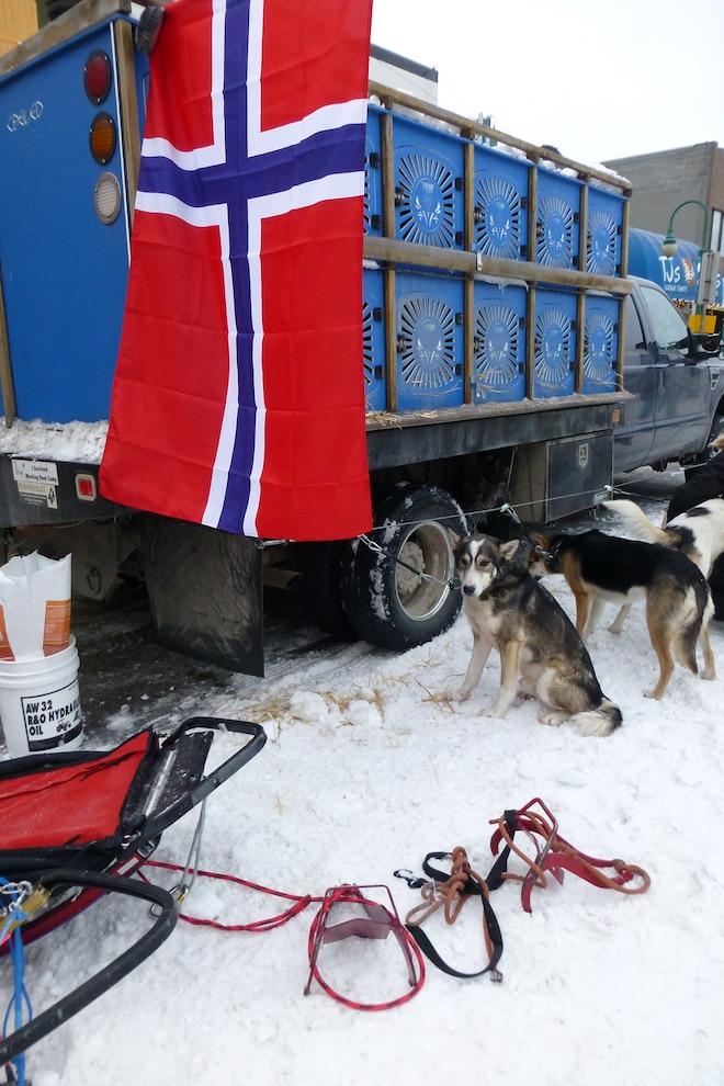 005 Iditarod Work Trucks