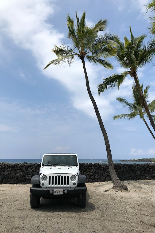 First Drive The 2018 Jeep Wrangler JK