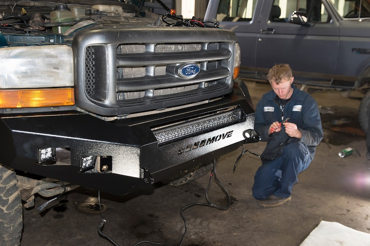 Use a Move Bumpers kit to build your own custom heavy-duty