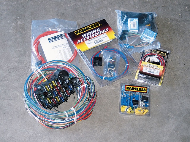 s10 v8 conversion wiring harness wiring diagram repair guides  s10 v8 conversion wiring harness #14