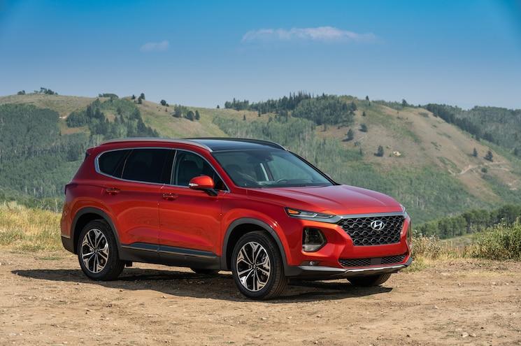 First Drive – 2019 Hyundai Santa Fe