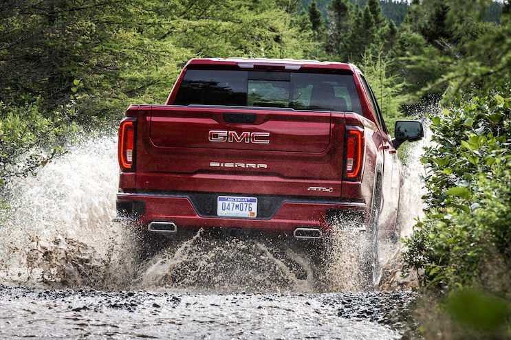 002 2019 Gmc Sierra 1500 Denali And At4 First Drive