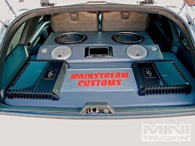 1996 chevy s 10 blazer custom truck mini truckin magazine truck trend