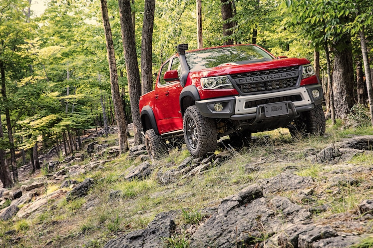 First Look – Chevrolet and AEV Collaborate on 2019 Colorado ZR2 Bison