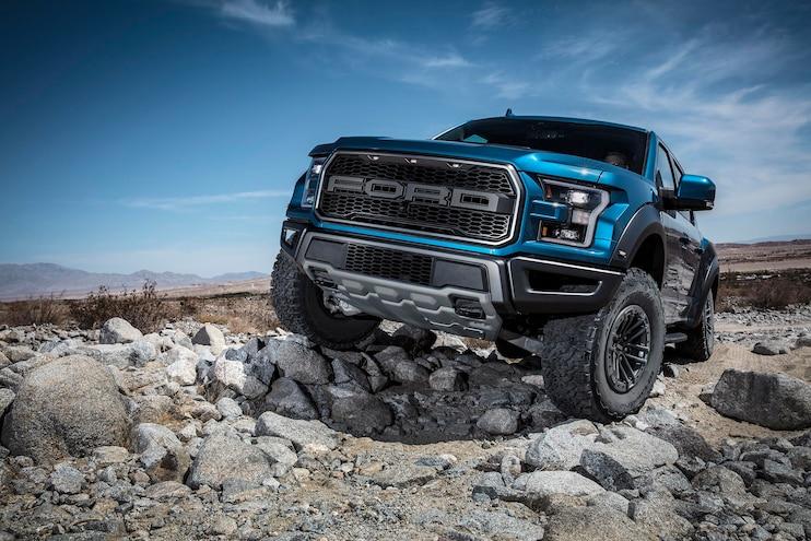 2019 Ford Raptor: Trail Control VIDEO