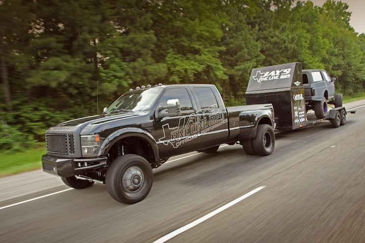 Strictly Business: 2008 Ford F-350 Dualie