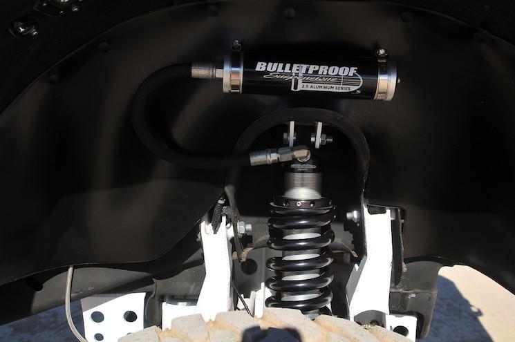 2014 Chevy Silverado LTZ Vigilance Bulletproof
