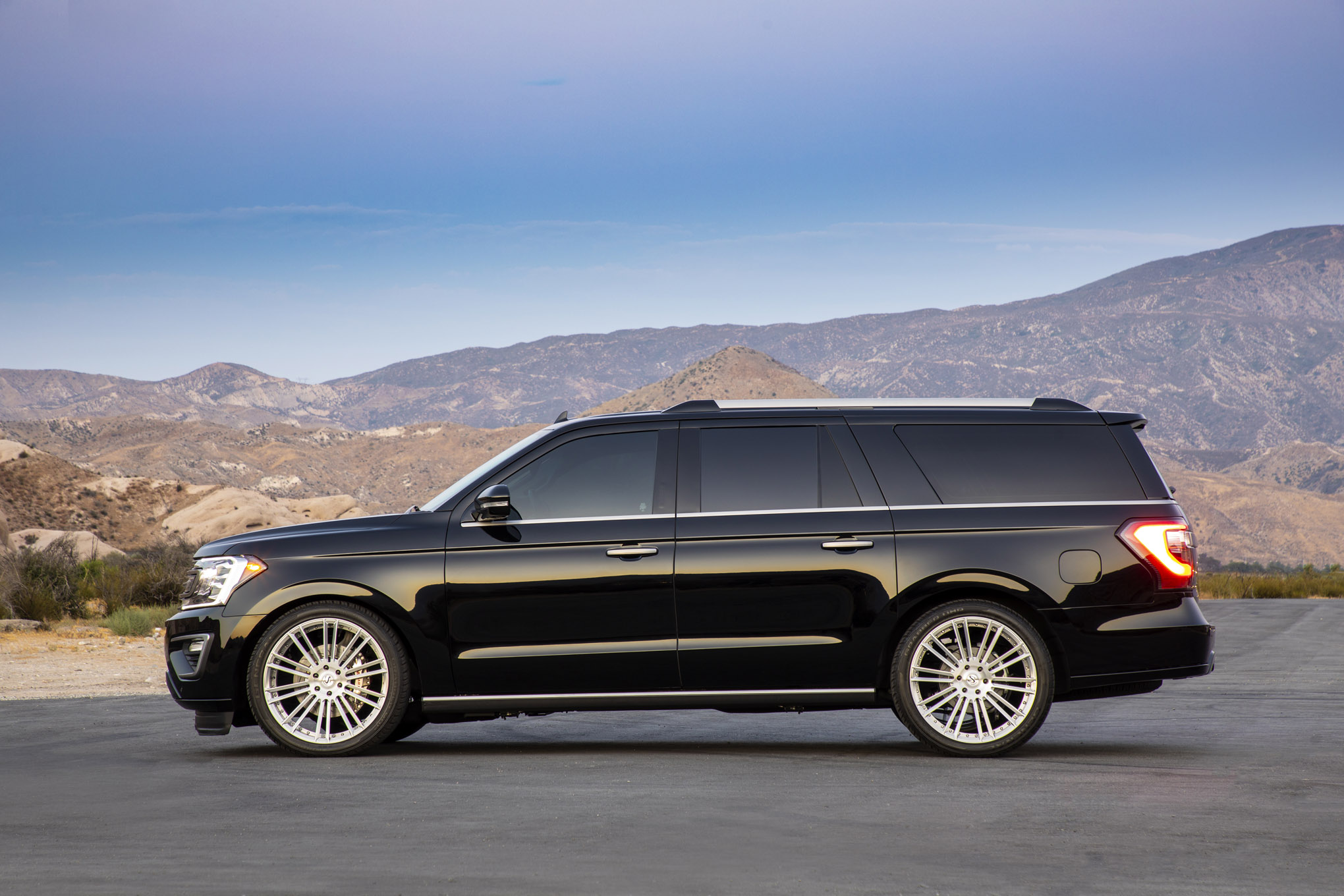 2018 Ford Expedition Concours De Expedition