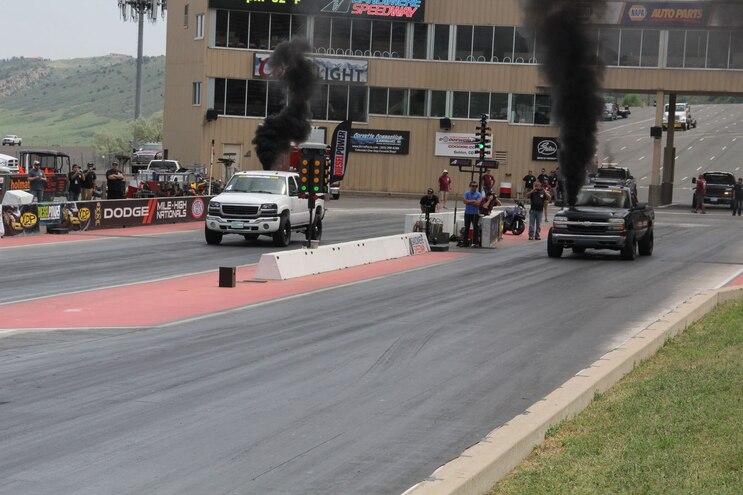 076 Diesel Power Challenge 2018 Drag Race