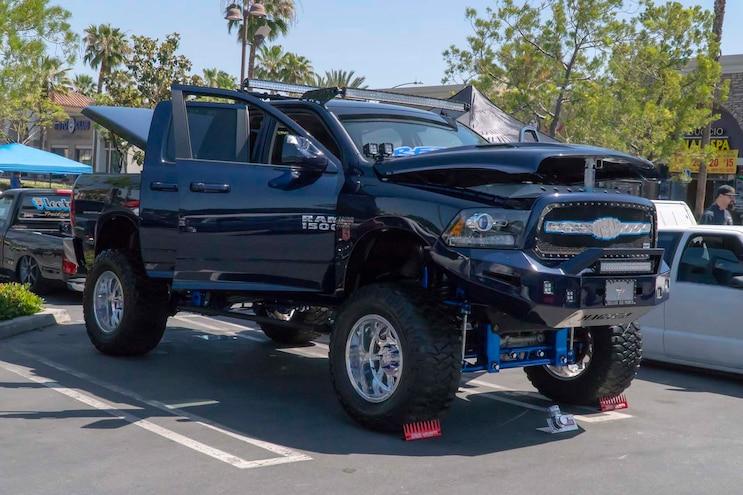 Kalakas Summer Meltdown Dodge Ram