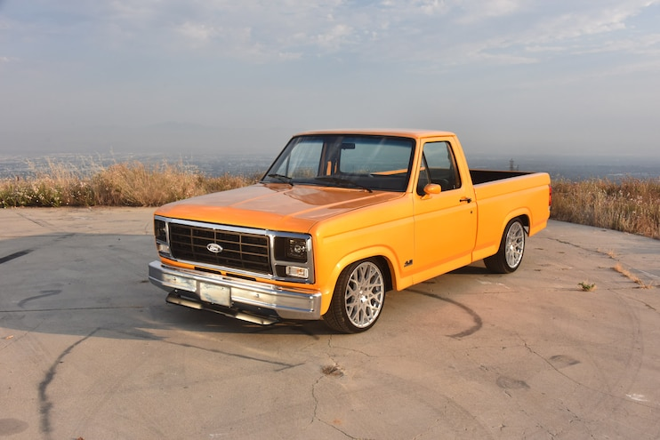 1985 Ford F150- Intercepted