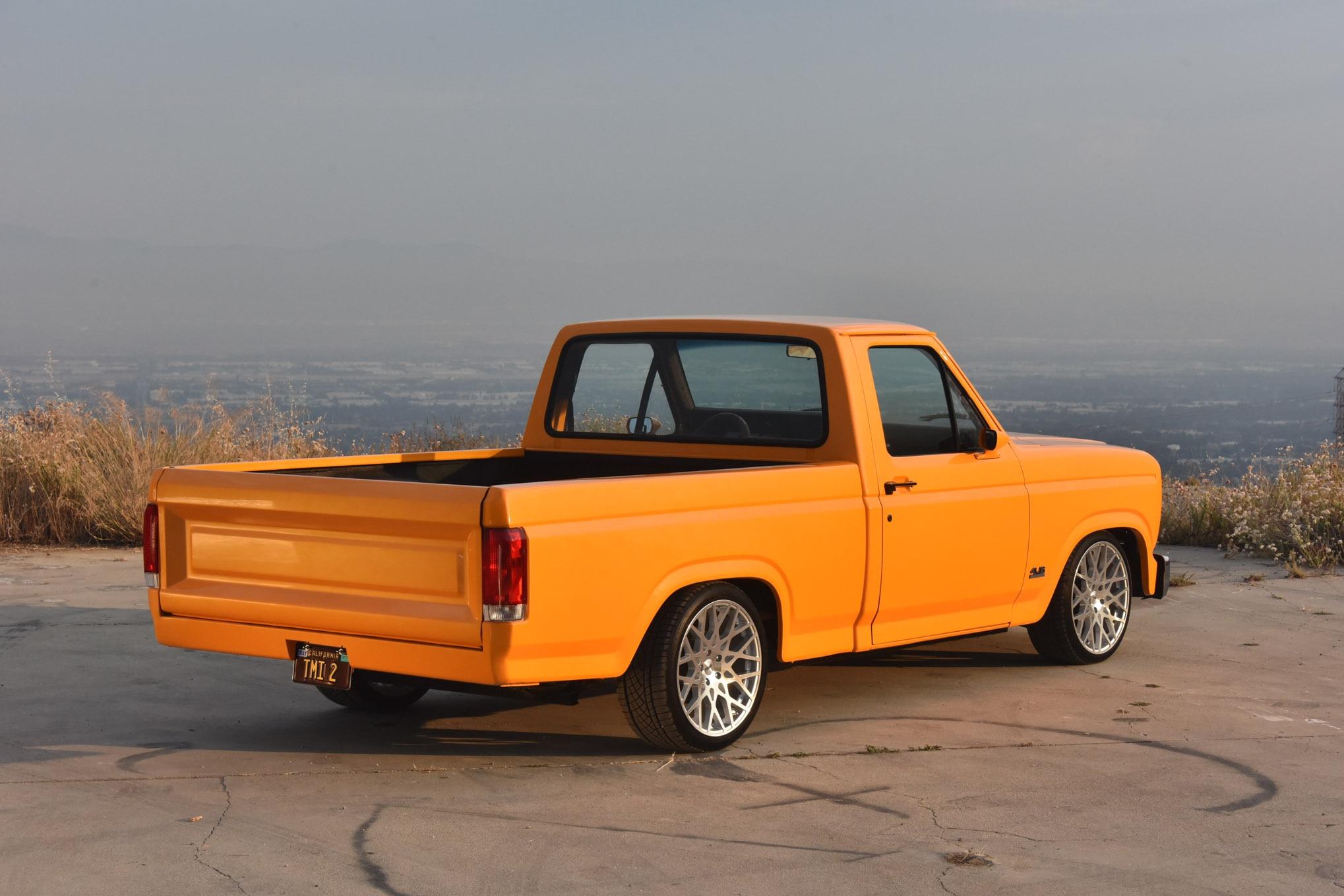 1980 Ford F 150 Engine