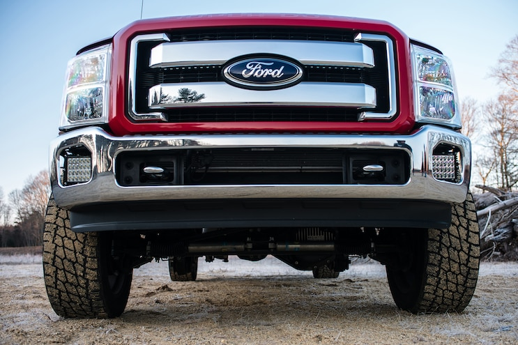 015 2011 Ford F 350 Nose Of Truck