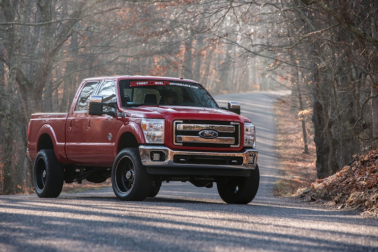 004 2011 Ford F 350 Road