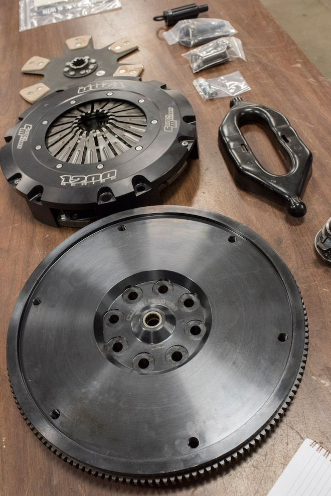 002 Installing Clutch Masters FX1200