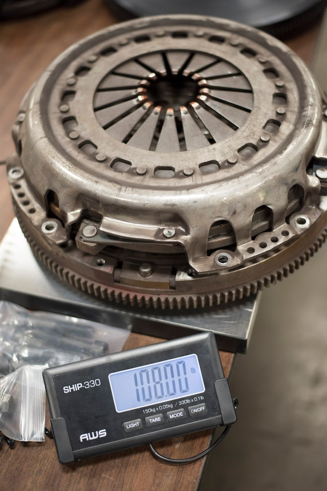 011 Installing Clutch Masters FX1200