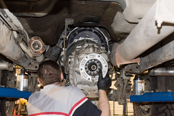 019 Installing Clutch Masters FX1200